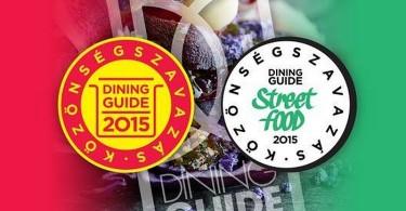 Dining - Guide közönségszavazás