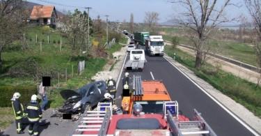 Balatongyöröki baleset