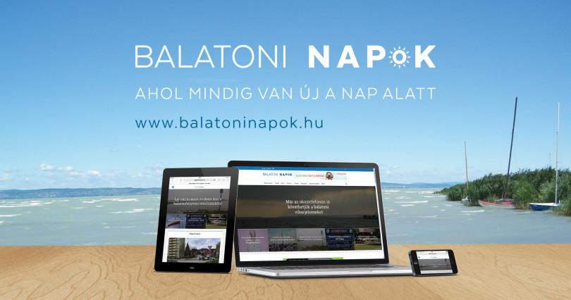 Balatoni Napok - www.balatoninapok.hu