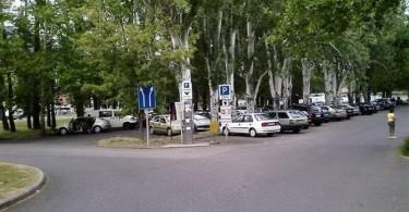 Badacsonytomaj Parkolás