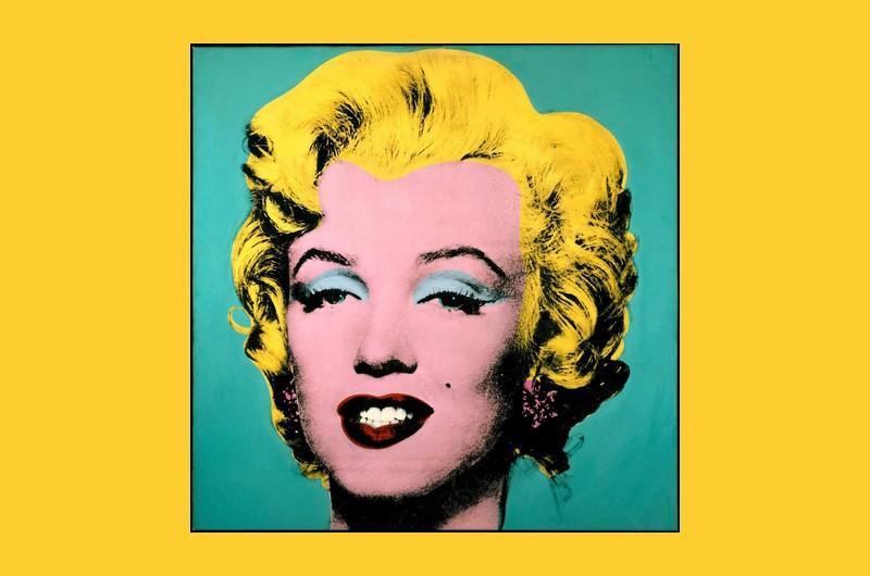 Andy Warhol - Marilyn Monroe (1962)