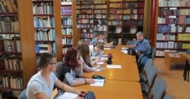 Diákok segítik a rendőrök munkáját a Balatonon