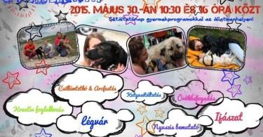 Siófoki Állatvédő Alapítvány - gyermeknap