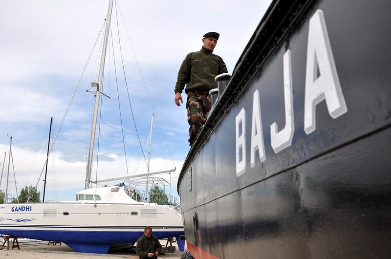 Baja tűzszerész-járőrhajó