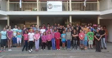 Erzsébet-tábor Zánkán