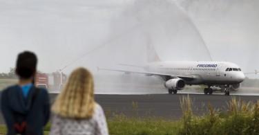 Freebird Airlines - Sármellék