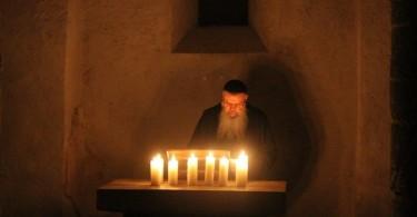 A szerzetesek imaterme is látogatható ezen az éjszakán.