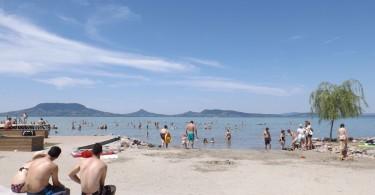 Fonyód - Sándortelepi strand